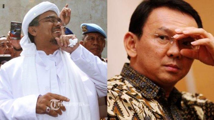 Beda Nasib Habib Rizieq Dianiaya dengan Karpet Merah Ahok, Ilham Bintang: Paradoks di Negeri