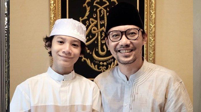 Rizky Langit Ramadhan dan Yoyo Padi; foto diunggah di Instagram (20/5/2020).