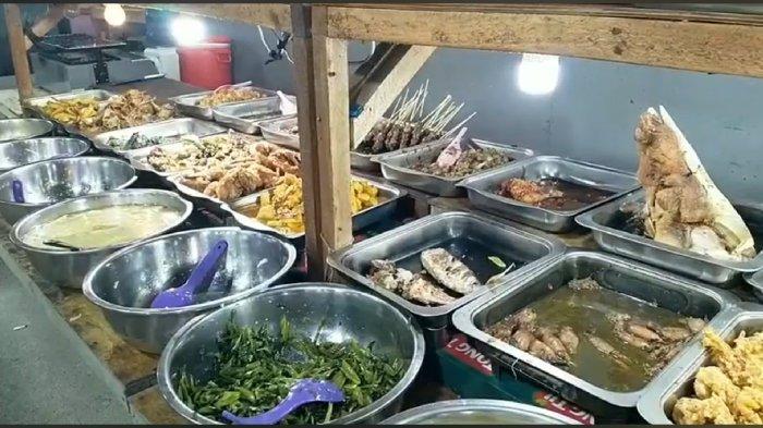 Rumah Makan di Manado Ini Berikan Kebebasan Pengunjung Ambil Nasi Sendiri, Harga Tetap Murah