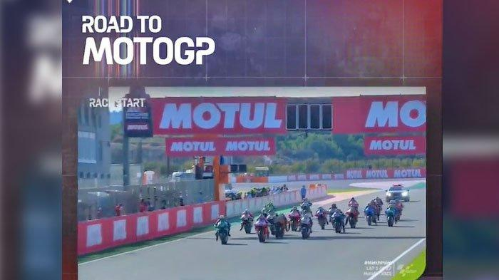 TONTON MotoGP Qatar 2021, Klik Link Live Streaming di Sini