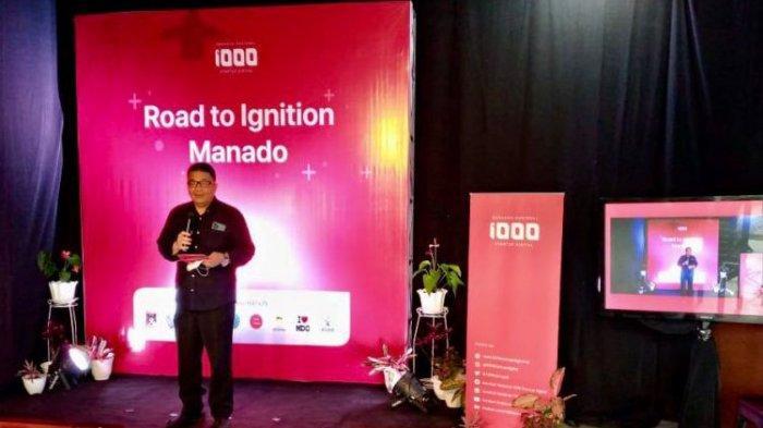 Pemkab Minahasa Puji Gerakan Nasional 1000 Startup