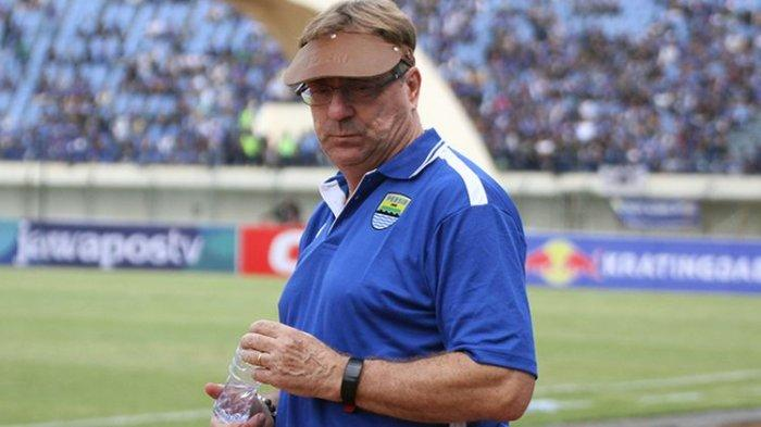 Usulan Nyeleneh Pelatih Persib Bandung di Piala Menpora 2021, Laga Digelar 3 Babak?