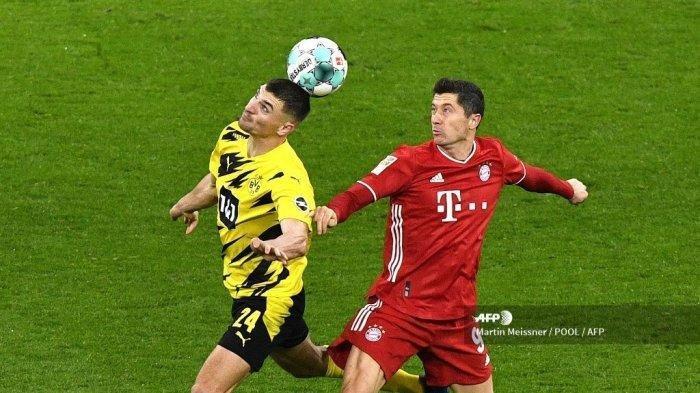 Sukses Persembahkan 4 Trofi kepada Bayern Muenchen, Robert Lewandowski Pemain Terbaik FIFA 2020