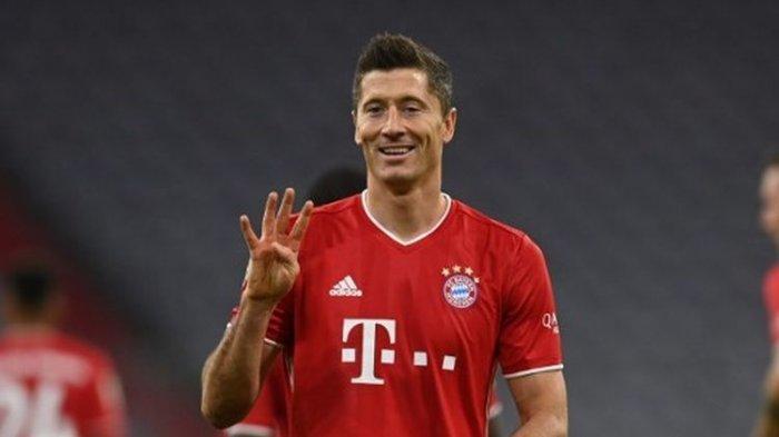 Hasil Lazio vs Bayern Munchen, Lewandowski Setara Raul Gonzalez, Si Elang Terbantai