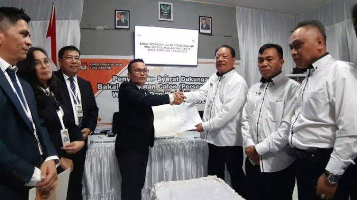 RoSe 'Goyang' Tomohon, Dapat 8.056 Dukungan dari Seluruh Kecamatan