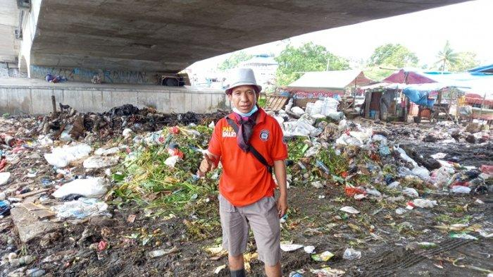 Pemkot Manado Fokus Tangani Sampah, Robert Pastikan Tak Ada Penumpukan Sampah di Pasar