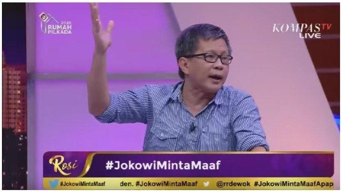 Negara Ngotot Punya Ideologi Cuma 2, Fasisme dan Komunis, Jokowi tak Paham Pancasila, Kata Rocky