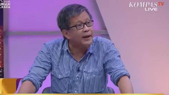 Rocky Gerung Tanggapi Mendagri Terkait Jakarta seperti Kampung: Pak Tito Saja Faktanya Kacau