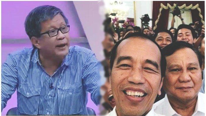 Rocky Gerung Sebut Kabinet Baru Jokowi akan Hancur, Menhan Jadi yang Pertama Dicopot, Ini Alasannya