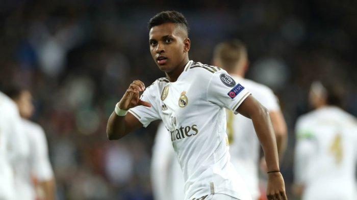 Rodrygo Silva de Goes jadi Gacoan Baru Real Madrid, dari 7 Kali Starter, Los Blancos Tak Terkalahkan