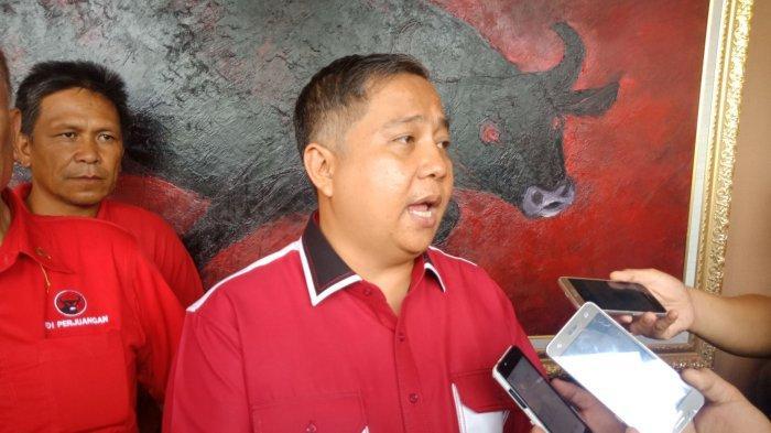 Roland Roeroe Tolak Pinangan Partai Lain, Komitmen Maju Hanya Lewat PDI Perjuangan