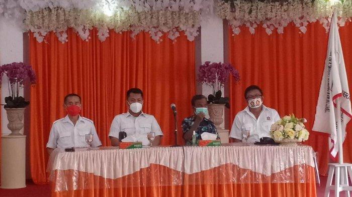 Partai Gerindra Konsolidasi Pemenangan Olly-Steven di Sangihe