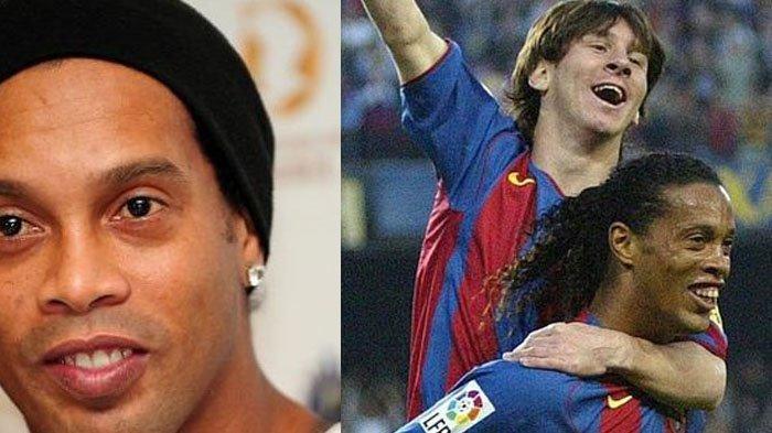 Masih Ingat Ronaldinho? Pesepak Bola Asal Brasil, Kini Jadi Penyanyi, Berencana Rilis 8 Lagu di 2021