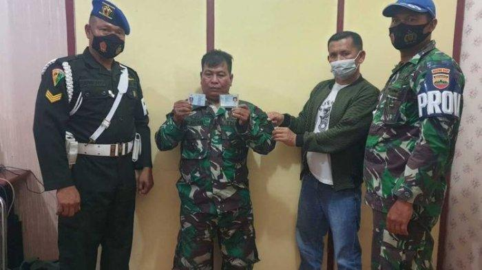 Nasib Roni Marpaung Usai Ditangkap Lantaran Bentak Aggota TNI, Dicurigai Saat Pakai Seragam