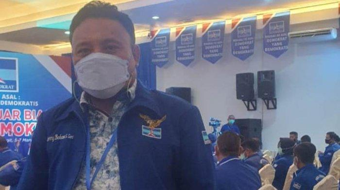 Ronny Boham Peserta KLB Demokrat dari Bitung, Akan Tempuh Jalur ke PTUN dan MA