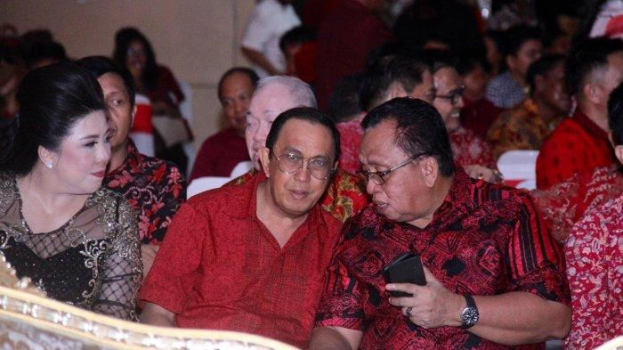 ROR-RD Hadiri Ibadah Syukur Natal PDI Perjuangan, Presiden ke-5 Megawati Turut Hadir
