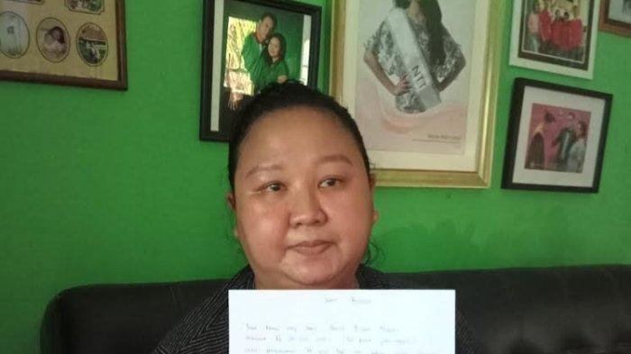 Rosca Riwu Kaho: Nadia Riwu Kaho Tak Terlibat dalam Kasus Penipuan Ini