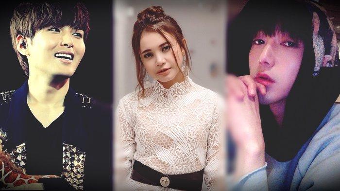 Dipeluk Yesung dan Ryeowook Super Junior, Rossa Berhasil Buat Penonton Menjerit Histeris