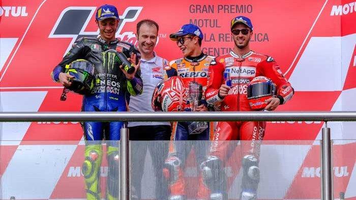 MotoGP - 5 Faktor VR46 Patahkan 'Paceklik' Podium Selama 11 Ronde Grand Prix, Ini Ulasannya!