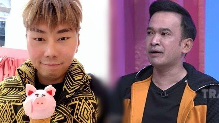 Roy Kiyoshi Ngaku Alami Gangguan Psikis, Ruben Onsu Heran: Saya Korbannya Tapi Tenang
