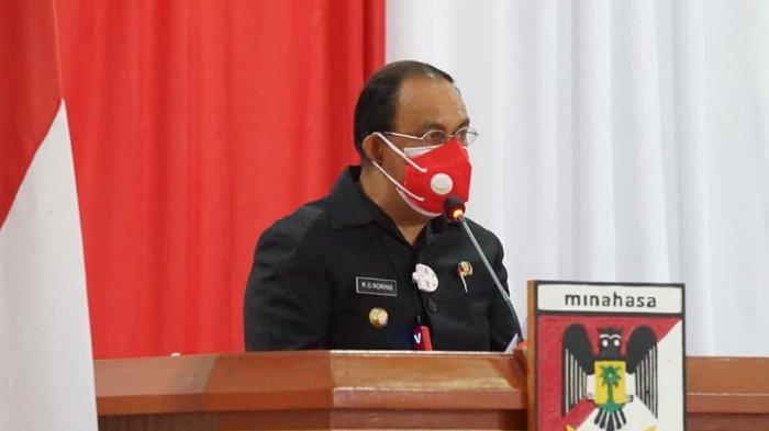 Bupati Minahasa Minta Dukungan Publik untuk Kemajuan Daerah