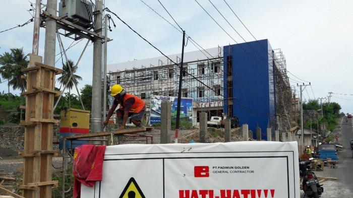 Pemkot Genjot Pembangunan RSUD Kota Manado
