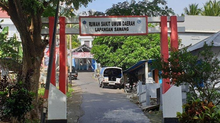 Tempat Tidur Pasien Covid-19 di RSUD Lapangan Sawang Sitaro Nyaris Penuh