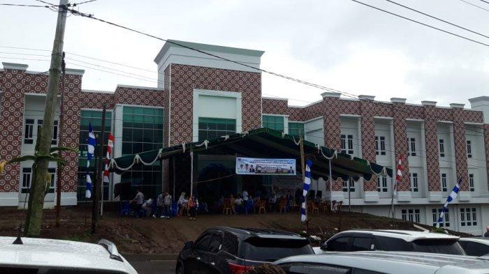 Segera Beroperasi, RSUD Pratama Boltim Bakal Jadi Rumah Singgah Pasien Covid-19