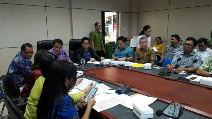 Pemkot Bahas Revisi Perda RTRW Manado