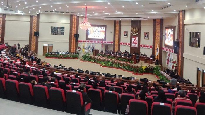 Politisi PSI Kecam Pjs Gubernur di Rapat Paripurna DPRD, Gara-Gara UMP Sulut tak Naik