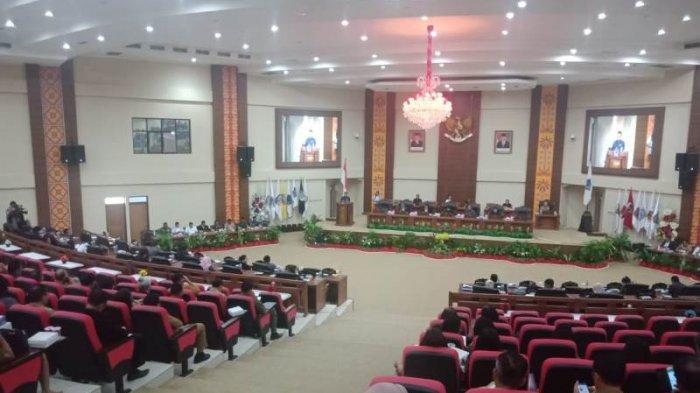 Kantor DPRD Sulut 'Hattrick' Lock Down, Ada yang Kena Covid-19, Dibuka Lagi 21 Juli