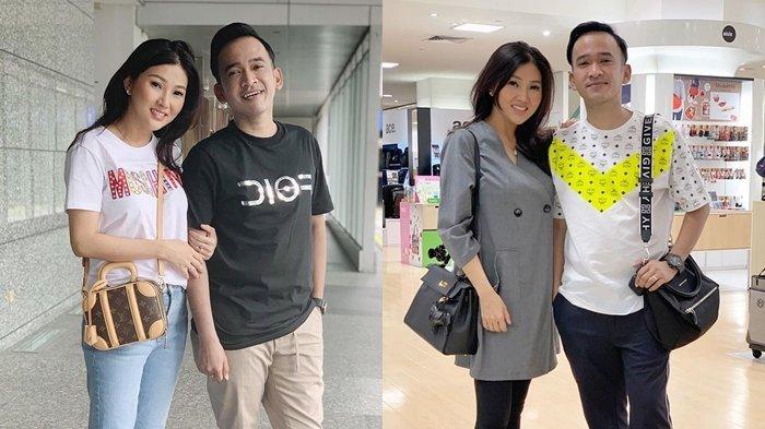 Ruben Onsu Beri Hadiah Tas Seharga Rp 640 Juta untuk Istri, Sarwendah: Wah Gila Kamu Yang