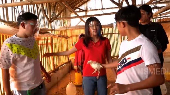 Ruben Onsu Teriak Gegara Betrand Peto Bawa Ayam, 'Kena Semprot' Sarwendah Tan