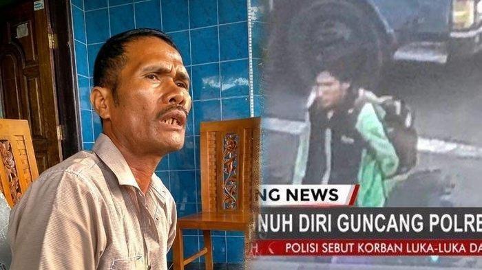 Sedihnya Bapak Ini, Punya Tiga Anak Diduga Teroris, Terkait Bom Bunuh Diri di Mapolrestabes Medan