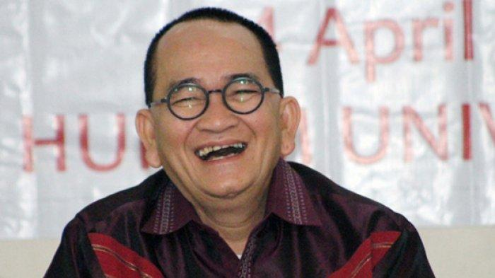Poltak 'Raja Minyak Dari Medan' Peringatkan AHY Harus Minta Maaf ke Jokowi