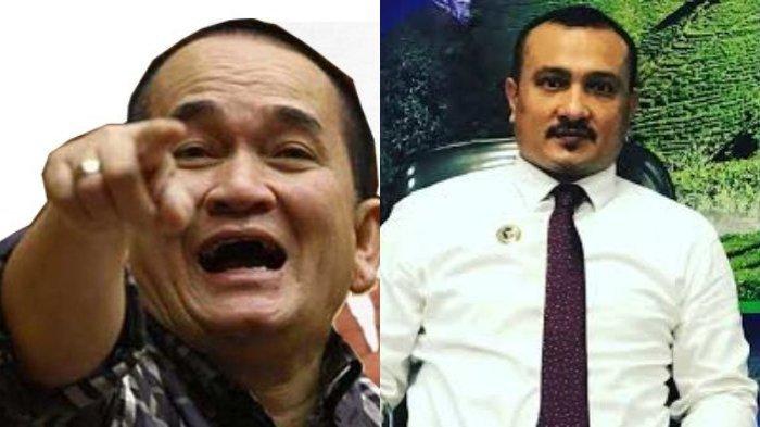 Ruhut Ungkap Obrolan Lama dengan Jokowi tentang AHY: Saya Bilang, Nitip Adik Saya ya Pak