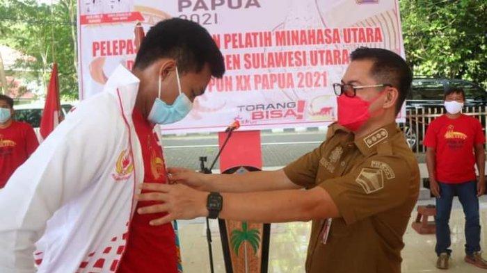 Joune Ganda Janjikan Bonus Bagi Atlet Minut Peraih Medali di PON Papua