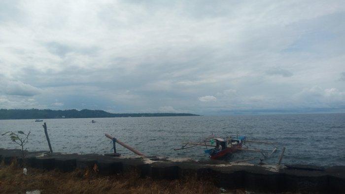 Pemkab Minsel Bakal Relokasi Warga yang Tinggal di Tepi Pantai Tumpaan, Rusak Diterjang Ombak