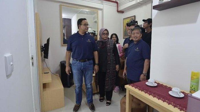 Rumah DP 0 Rupiah Program Anies Baswedan (Istimewa)