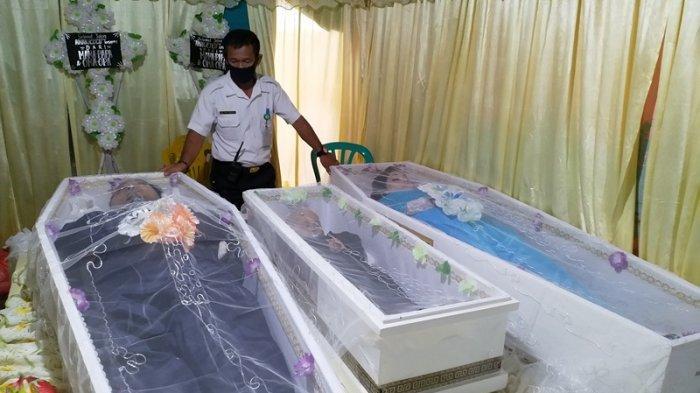 Rumah duka Kecelakaan Maut di Batu Kota Manado