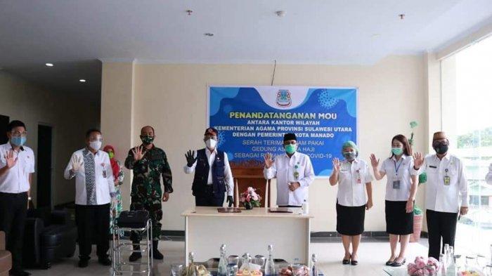 Wisma Haji Sulut Telah Difungsikan Jadi Rumah Singgah