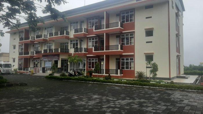 Rumah Singgah Pemulihan Covid-19 di Tomohon, saat Ini Dihuni 18 Pasien Isoman
