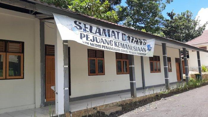 Belum Setahun Diresmikan, Rumah Singgah Tak Lagi Digunakan, Nakes Pilih Tinggal di Tempat Kos
