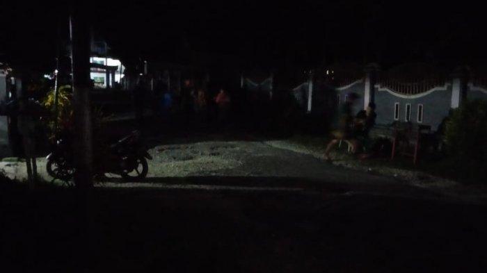 Rumah Warga Talaud Rusak Akibat Gempa 7,1 Magnitudo Tadi, Agus : Rumah Seperti Terentak-entak