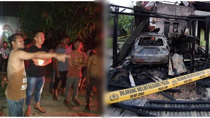 Kronologi Kebakaran Rumah Wartawan Serambi Aceh, Asnawi Dikenal Kritis Pejuang Masyarakat