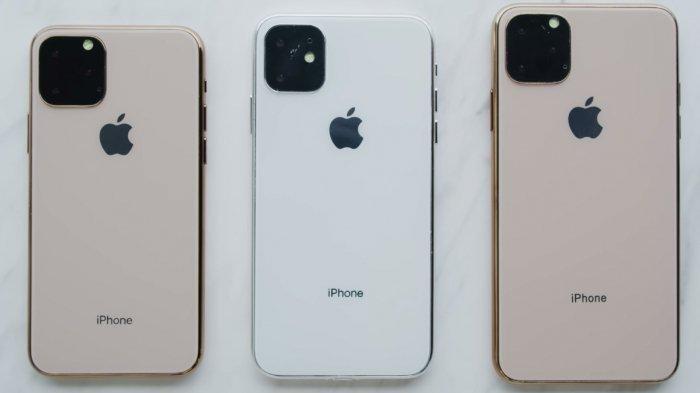 Resmi Dijual Hari Ini Berikut Daftar Harga Ponsel Iphone 11 Iphone 11 Pro Dan Iphone Pro Max Tribun Manado