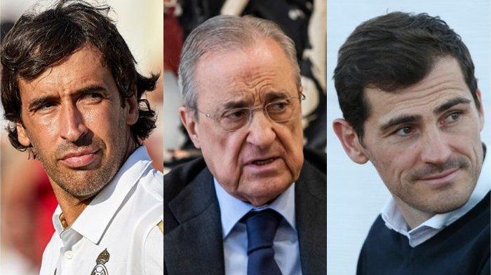 Saat Florentino PerezSebut Dua Legenda Ini adalah Produk Gagal Real Madrid: 'Penipu Besar'