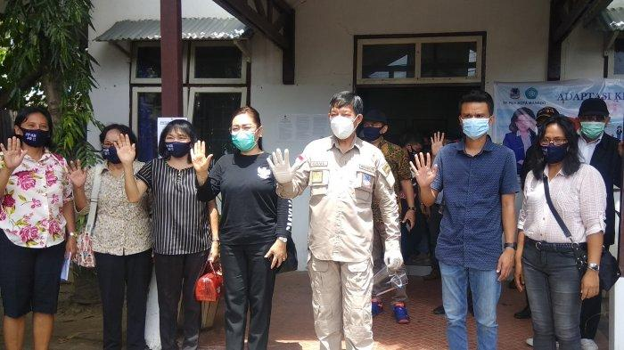 GSVL Turun Langsung di Kelurahan-kelurahan Sosialisasikan Akan Buat Lomba Penanganan Covid-19