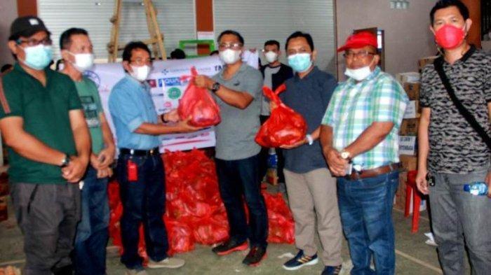 ASNI Manado Bantu Korban Banjir di Minahasa Tenggara