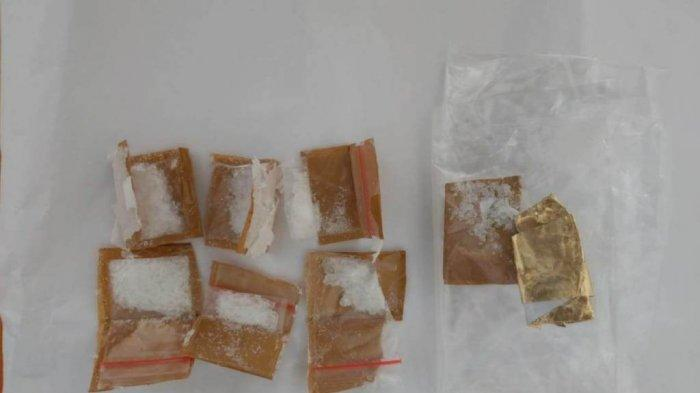 Berusaha Masukkan Sabu ke Lapas, Polda Sulut Ringkus 4 Komplotan Penyalahgunaan Narkoba